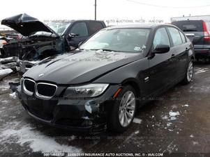 2011 BMW 328xi - 43,440 MILES