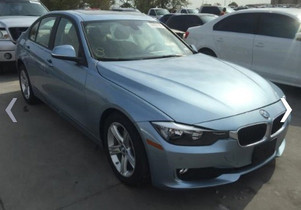 2015 BMW 320i - 699 MILES