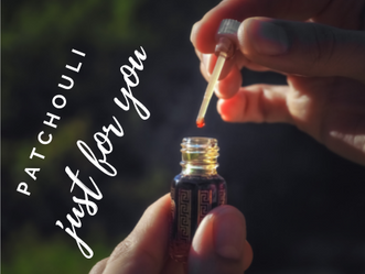 Patchouli Essential oil Phenomena