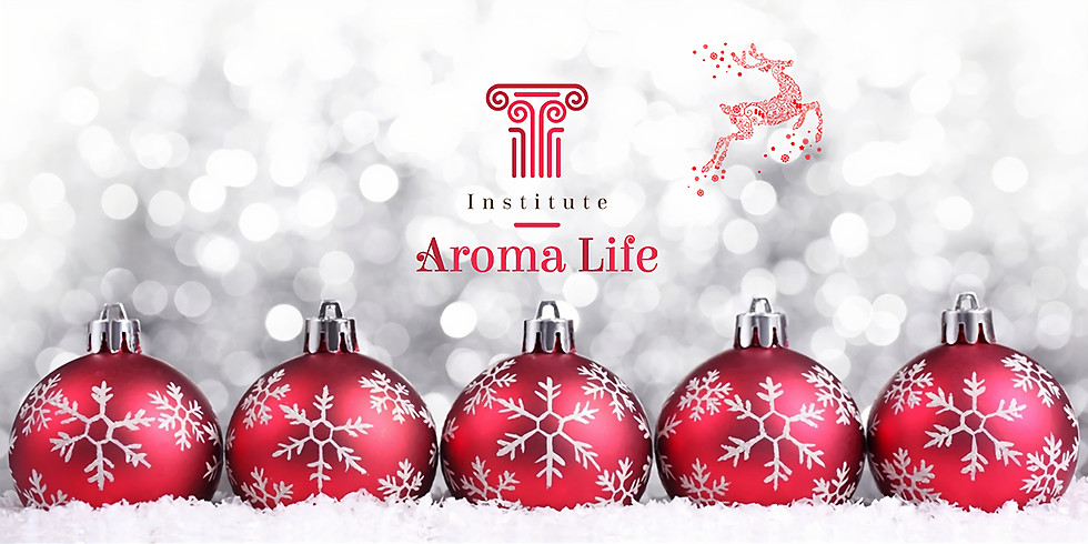 Young Living AROMA CHRISTMAS