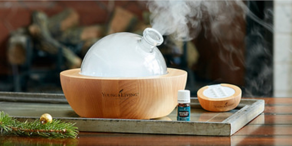 Beginners Aromatherapy Meetup – Listen, Ask, Discuss. (FREE)