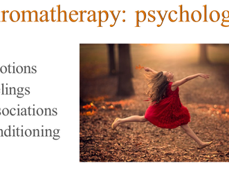 Stress - Post 6, Aromatherapy