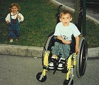 We where leaving Miami Childrens Hospita