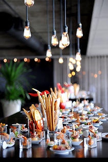 Hors d'oeuvre Station