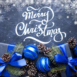 Merry Christmas hand lettering. Christma