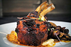 Caterer Houston Frenched Lamb Chop