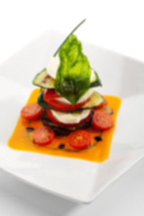 Insalata Caprese - Italian salad, made o