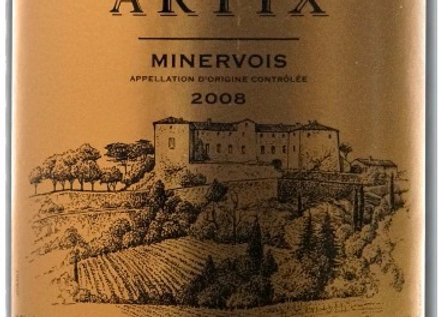 Chateau Artix 2015, AOC Minervois, Red [K04788]