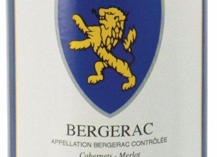 Chateau des Vigiers Bergerac Rouge [K04511]