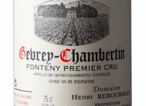 Domaine Henri Rebourseau, Gevrey Chambertin Fonteny 1er Cru 2000  [K04547]