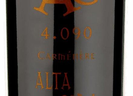 AltaCima 4.090 Carmenere Reserva 2014 [K70083]