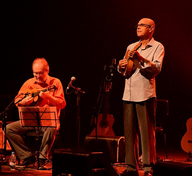 Henrique Cazes e Joel Nascimento Festival Villa Lobos © Marilia Figueiredo