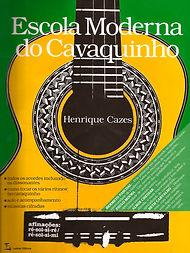 Escola Moderna de Cavaquinho Método de cavaquinho Henrique Cazes Lumiar Editora 1988 15º Edição