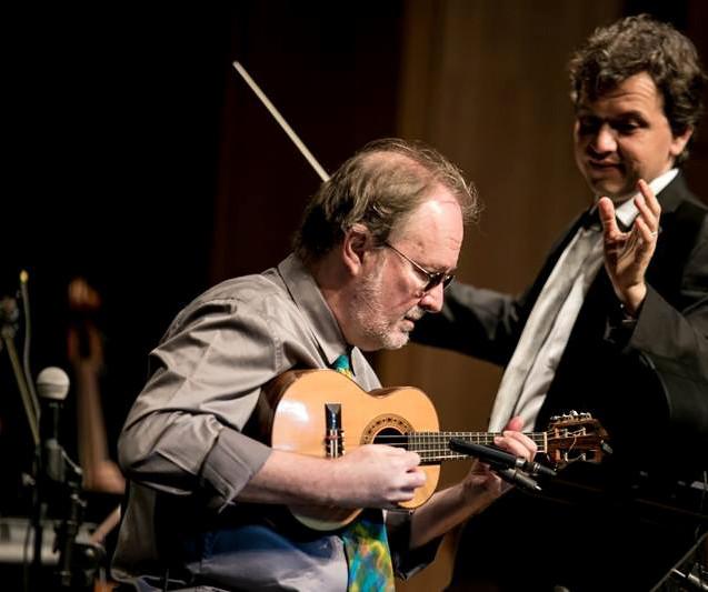 Henrique Cazes e Orquestra em Cuiabá