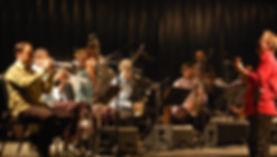 Orquestra Pixinguinha © Marilia Figueiredo