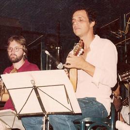 Henrique Cazes e Joel Nascimento