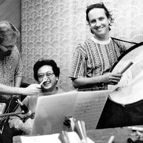 Henrique Cazes, Tanaka e Beto Cazes
