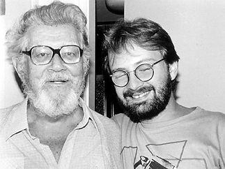 Henique Cazes e Maestro Radamés Ganattali