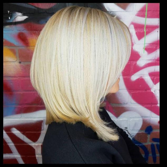 Blonde Lobs