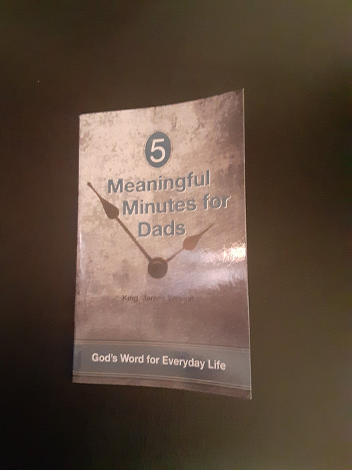Dads Devotional