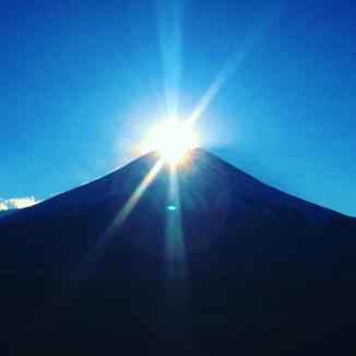☆ダイヤモンド富士☆