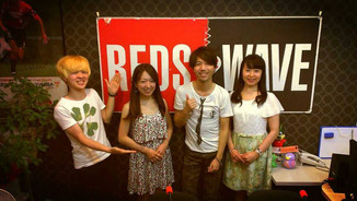 REDSWAVE 78.3FM「岩船ひろきのあふれだすメロディ」収録