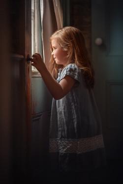 Waiting by the Door
