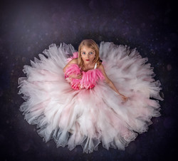 Cotton Candy Gown