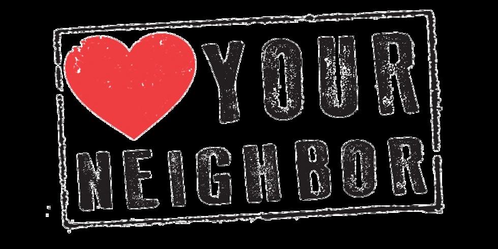 Love Your Neighbor Kid's Day