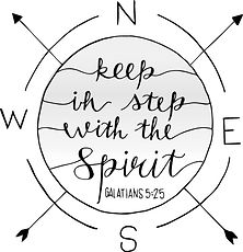 Keep in Step with the Spirit.