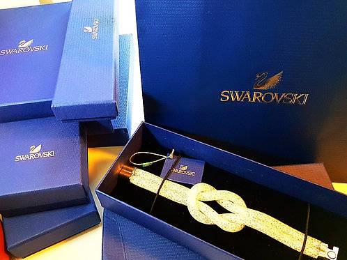 Stardust knot bracelet SWAROVSKI