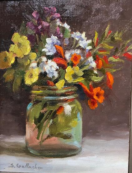 Susan Gallacher   Wildflowers
