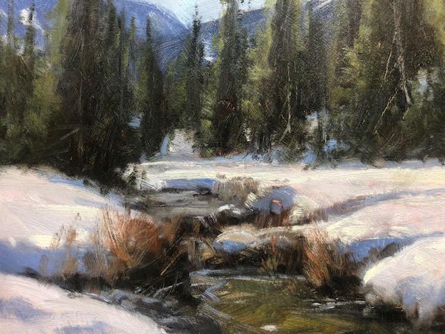 John Hughes | Runoff, Big Cottonwood Canyon
