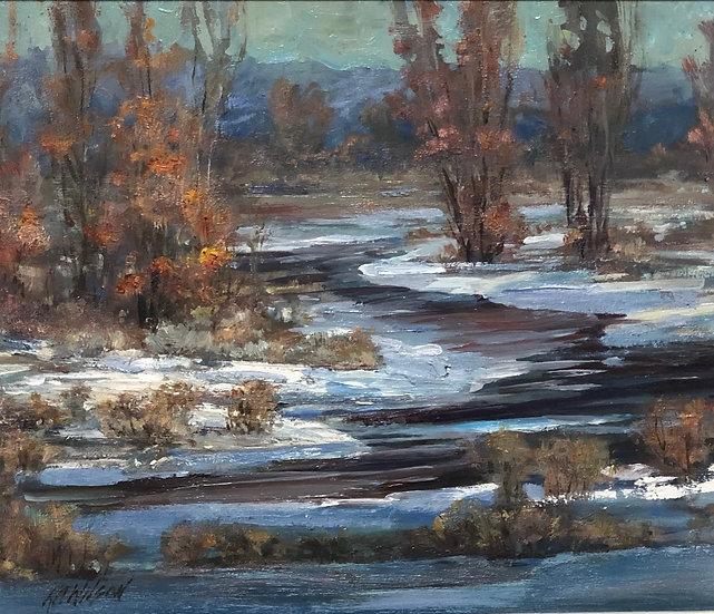 Kathy Wilson | Winter Marsh
