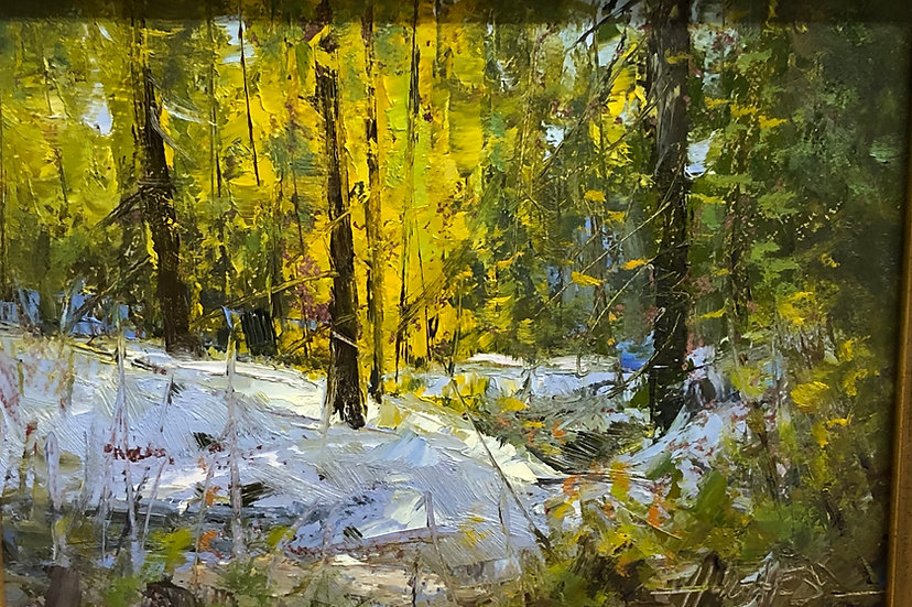 John Hughes | Autumn Thaw