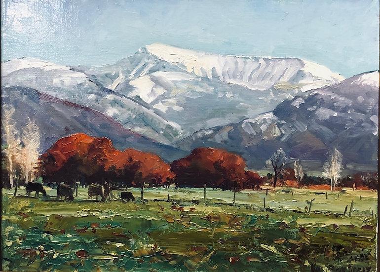 Ken Baxter | Horseshoe Mountain