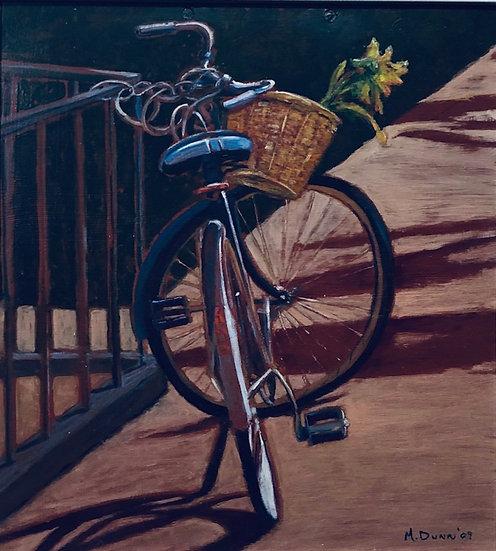 M Dunn | Bike