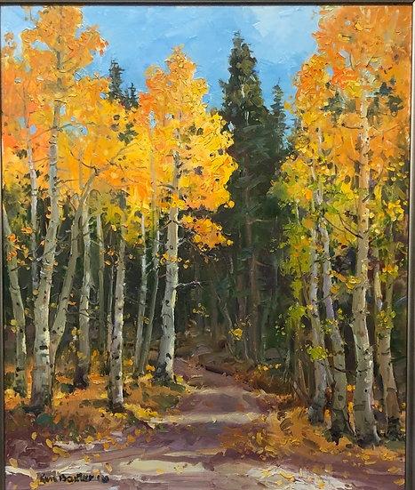 Ken Baxter | Aspen - Spring City Canyon