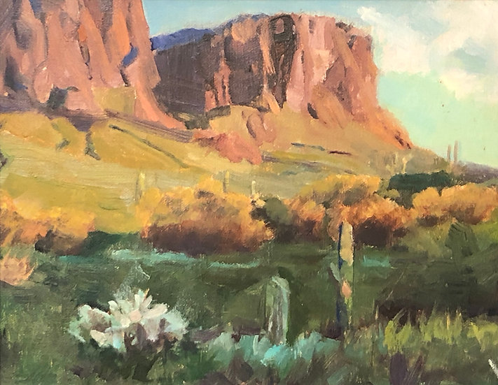 Susanne Barton | Lost Dutchman/Superstition Mtns