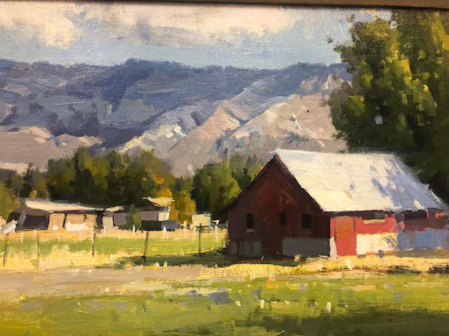 John Poon | Weber County Barn