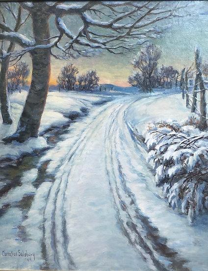 Cornelius Salisbury | Winter Road