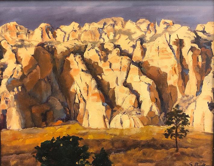Susanne Barton | Sun Over Coxcomb, Torrey