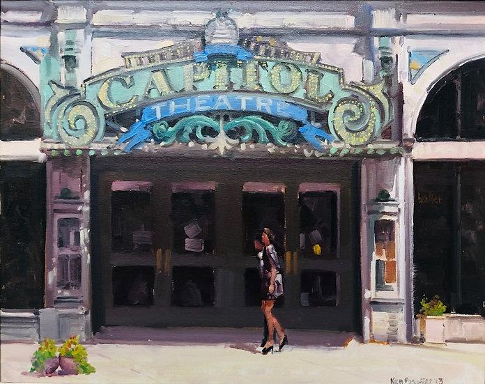 Ken Baxter | Capital Theatre
