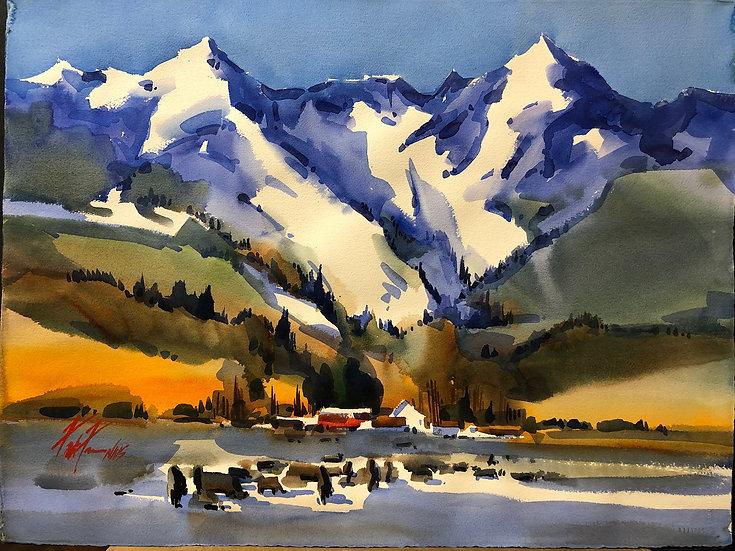 Frank Francese | Colorado Mtns.