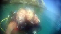 discover scuba diving rethymno
