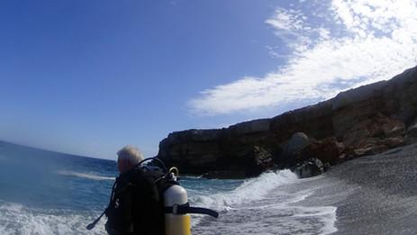 diving in crete rethymno, tauchen creta rethymno, plonger a rethymnon crete
