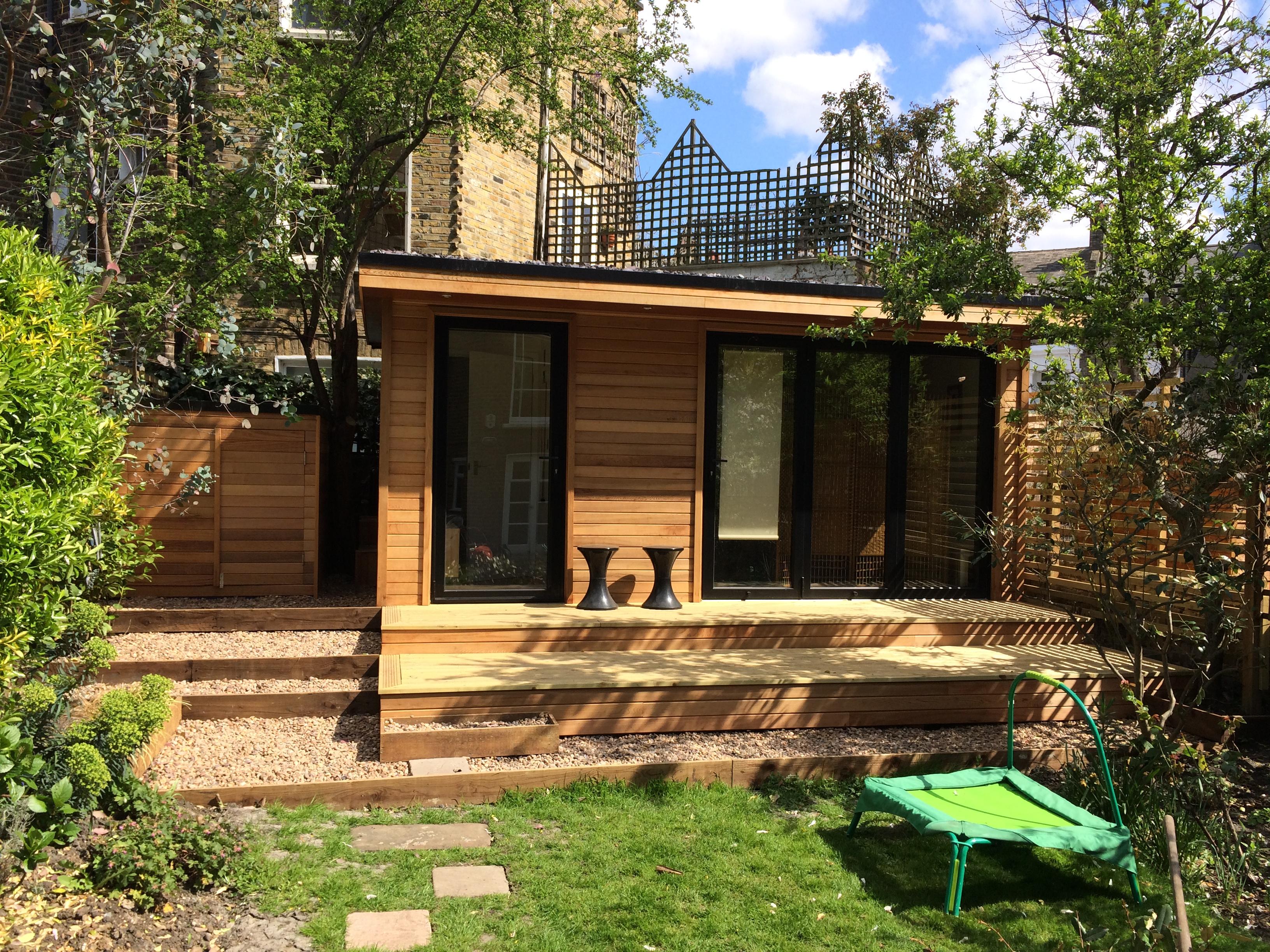 Incorporating Garden Rooms