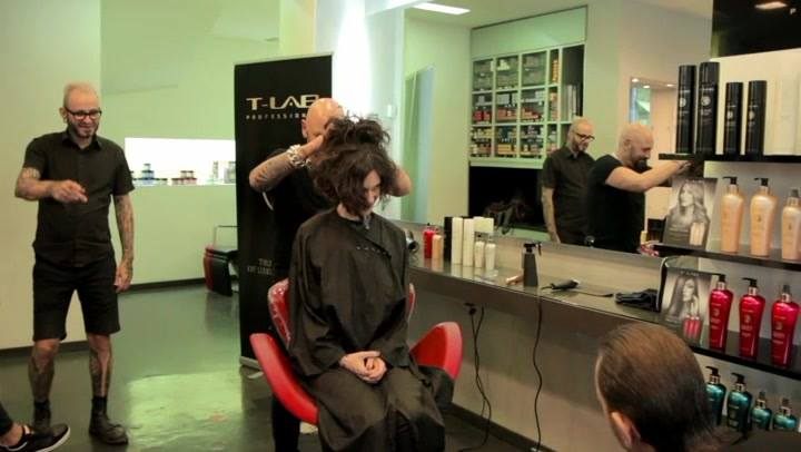 T-LAB Professional - Curls Only by UB Education | 2018 | Director/Cinematographer/Editor