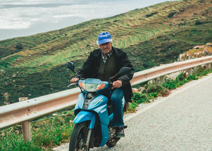Blue Rider.
