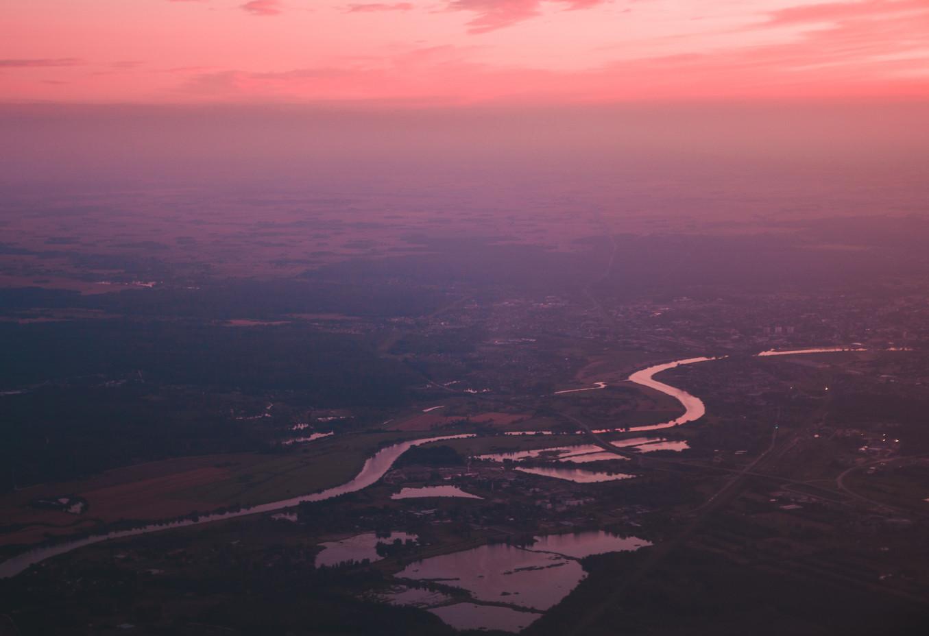 The River again.